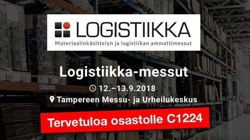 Logistiikkamessut Tampere