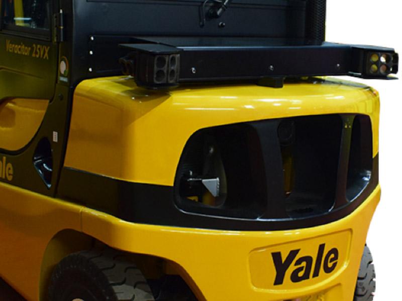 Yale esteentunnistinjärjestelmä