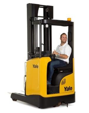 Yale-MR10-14E -työntömastotrukkimallisto