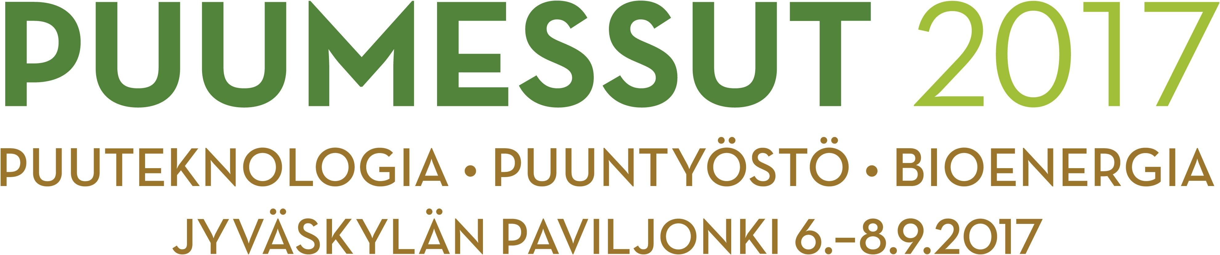 SigmaTrukit mukana Puumessuilla Jyväskylässä 6 - 8.9.2017